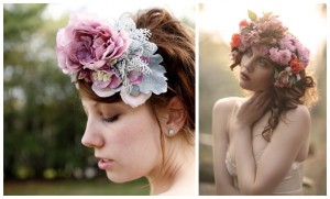 Hair Clips Corsage