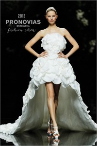 Pronovias 2013 Fashion Show
