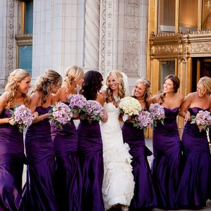 bridesmaid fashion