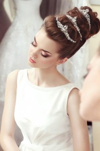 Bridal Crown Headband