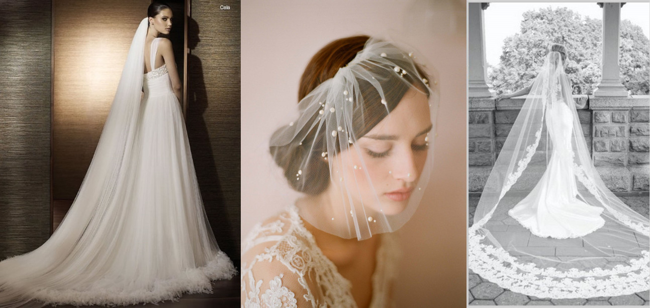 Wedding Veils Fashion Trend In 2015