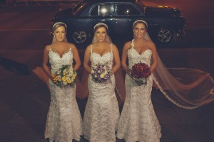 triplet-wedding