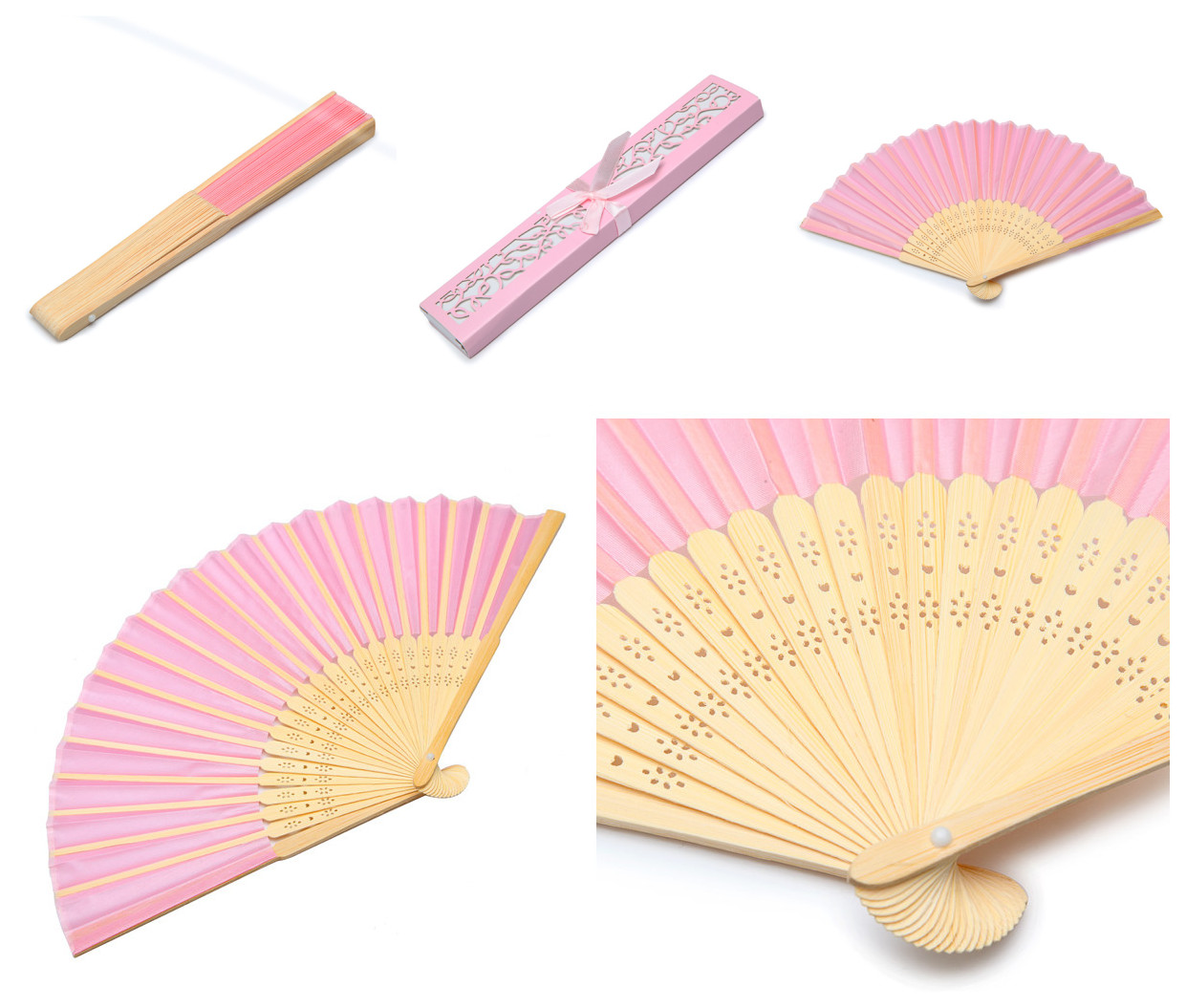 wedding favors hand fan