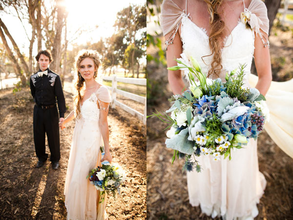 Laidback Cali Wedding