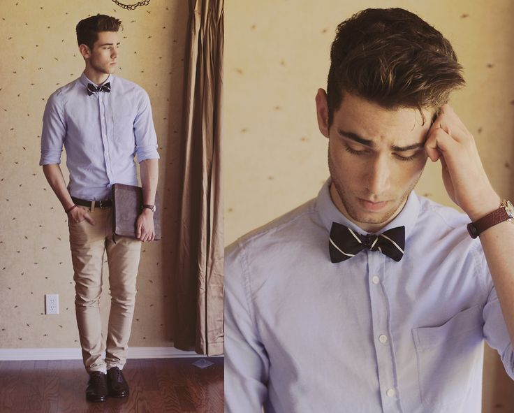 Nov 15,  · Watch more Men's Fashion Guide videos: Hey, I'm Charles from Louis Purple, and I'm going to teach you how to tie a bow tie today. So you can .