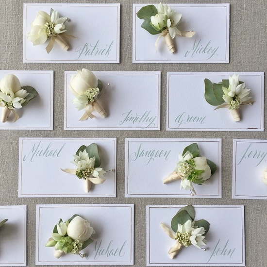 perfect  wedding design
