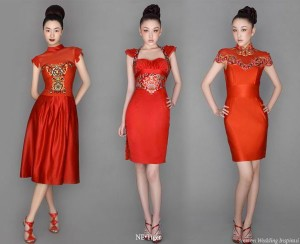 Chinese wedding dresses