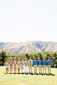 Groomsmen in Wedding Party