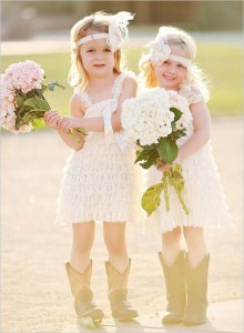 flower girls fashion