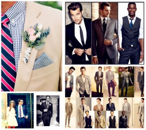 mens wedding dressing