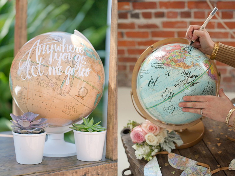 wedding sign book idea
