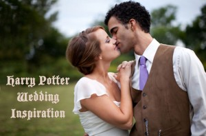 Harry Potter style wedding