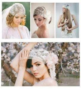 headpiece for wedding