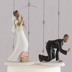 Entertaining Your Guest with Funny Cake Toppers